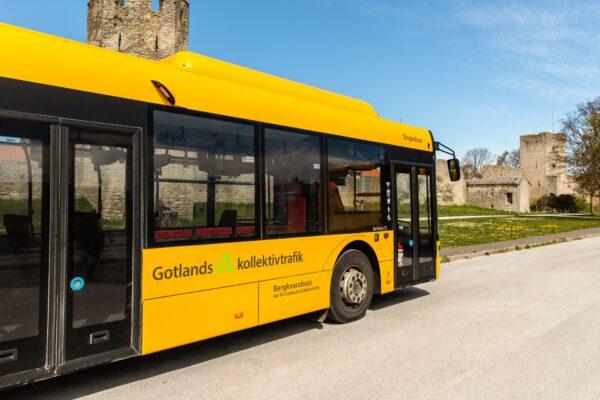 Gotlands Kollektivtrafik